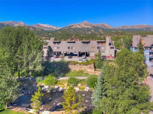 110 S Park Avenue #128, Breckenridge, CO 80424 (MLS #S1030692) :: Colorado Real Estate Summit County, LLC