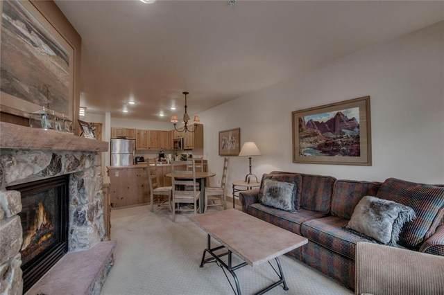 135 Dercum Drive #8588, Keystone, CO 80435 (MLS #S1030710) :: Colorado Real Estate Summit County, LLC