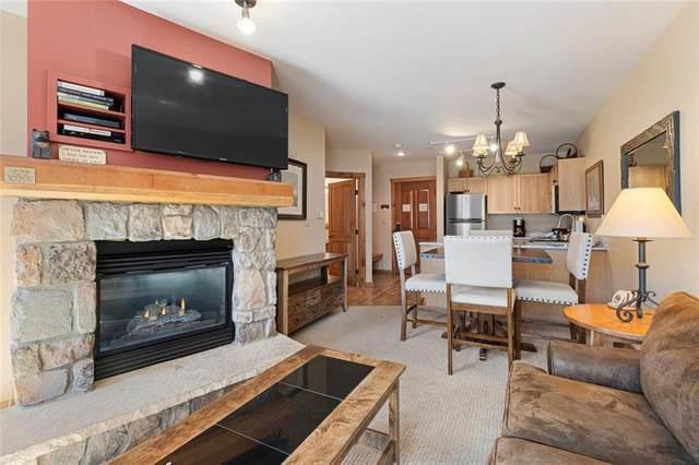 150 Dercum Square Square #8522, Keystone, CO 80435 (MLS #S1030711) :: Colorado Real Estate Summit County, LLC