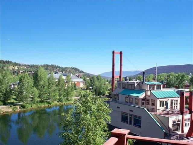 600 S Park Avenue #110, Breckenridge, CO 80424 (MLS #S1030723) :: Colorado Real Estate Summit County, LLC