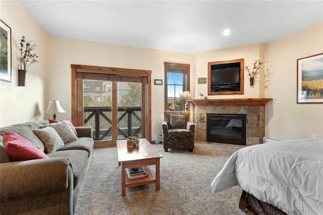 505A S Main Street #1203, Breckenridge, CO 80424 (MLS #S1030743) :: eXp Realty LLC - Resort eXperts