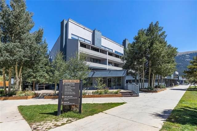 760 Copper Road C-D+, Frisco, CO 80443 (MLS #S1030751) :: eXp Realty LLC - Resort eXperts