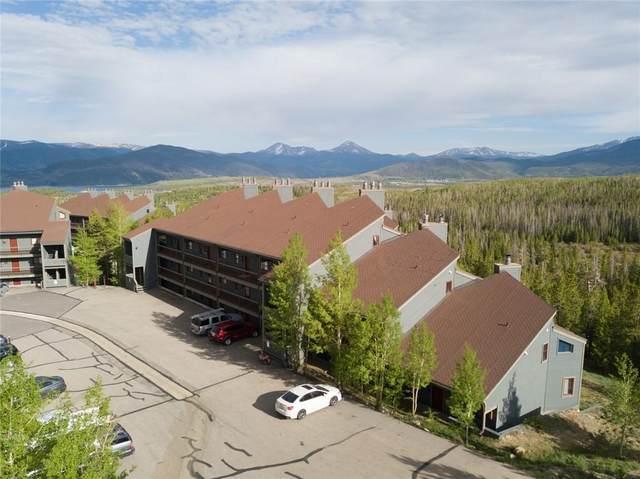 9490 Ryan Gulch Road #94101, Silverthorne, CO 80498 (MLS #S1030755) :: Colorado Real Estate Summit County, LLC