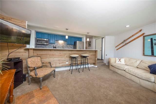 1161 Ski Hill Road #132, Breckenridge, CO 80424 (MLS #S1030767) :: Colorado Real Estate Summit County, LLC
