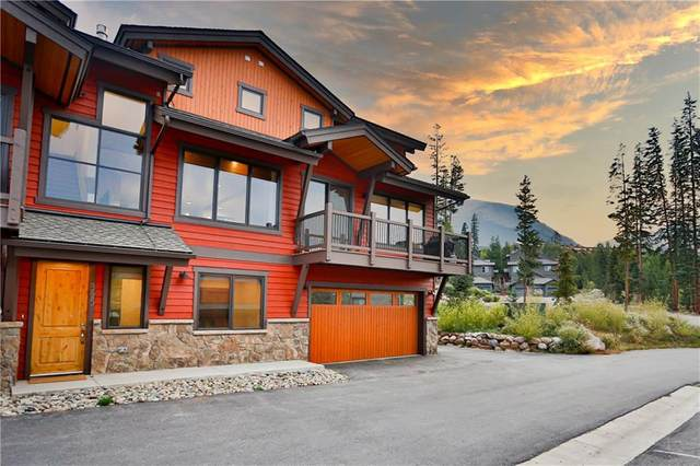 395 Lodgepole Circle #3, Silverthorne, CO 80498 (MLS #S1030770) :: Colorado Real Estate Summit County, LLC