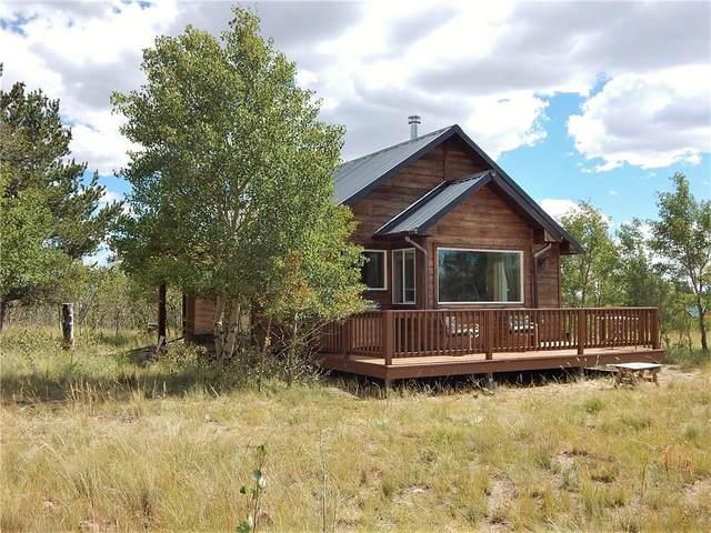 190 Ute Way, Como, CO 80432 (MLS #S1030813) :: Colorado Real Estate Summit County, LLC