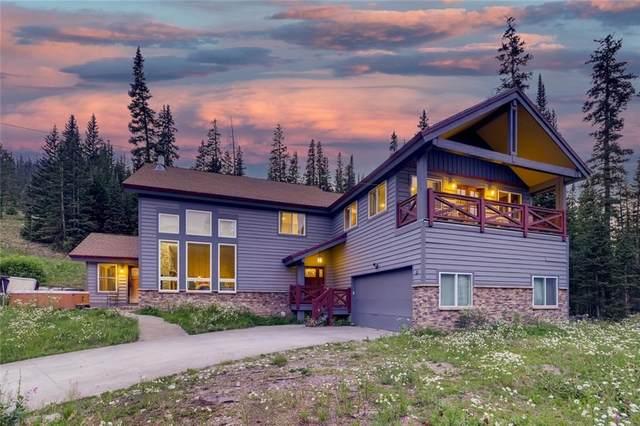 0213 Cr 672, Breckenridge, CO 80424 (MLS #S1030826) :: Colorado Real Estate Summit County, LLC