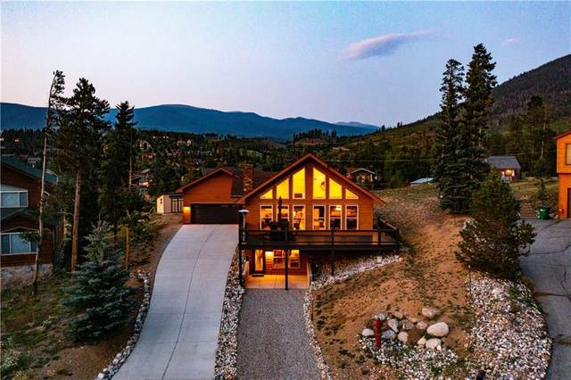 103 Hideaway Court, Dillon, CO 80435 (MLS #S1030835) :: Colorado Real Estate Summit County, LLC