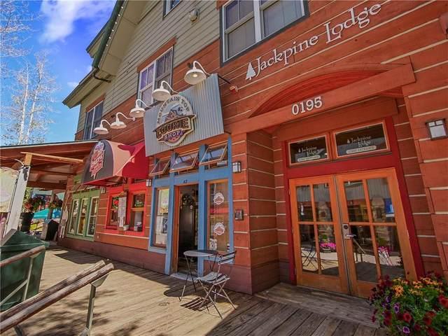195 River Run Road #8011, Keystone, CO 80435 (MLS #S1030844) :: Colorado Real Estate Summit County, LLC
