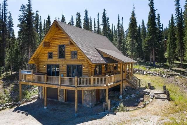 127 Hamilton Lane, Breckenridge, CO 80424 (MLS #S1030857) :: Colorado Real Estate Summit County, LLC