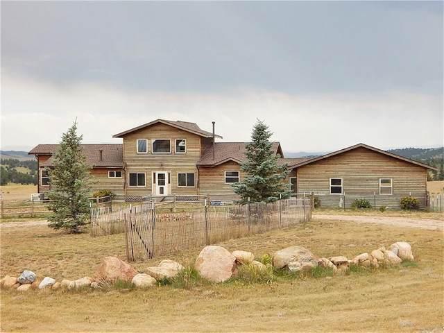 18 Sol Way, Como, CO 80432 (MLS #S1030860) :: Colorado Real Estate Summit County, LLC