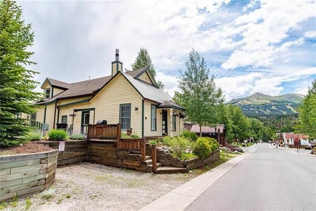 211 E Washington Avenue, Breckenridge, CO 80424 (MLS #S1030862) :: Colorado Real Estate Summit County, LLC