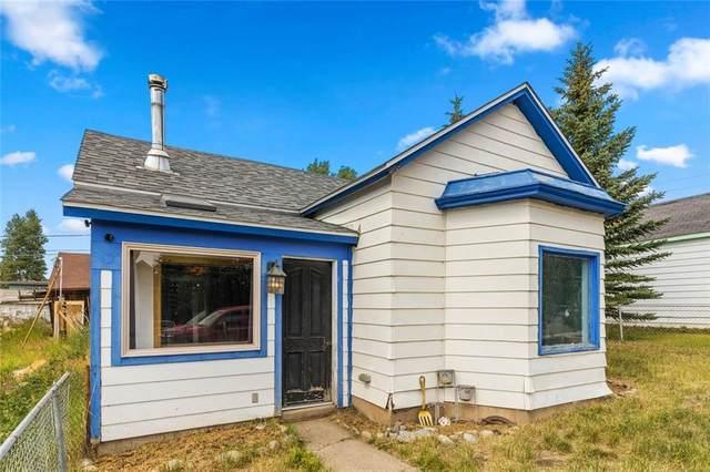 220 E 4th Street, Leadville, CO 80461 (MLS #S1030873) :: eXp Realty LLC - Resort eXperts