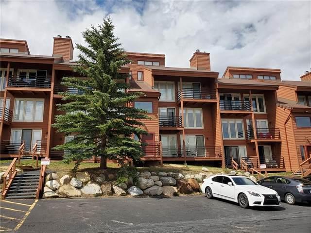 91400 Ryan Gulch Road #91422, Silverthorne, CO 80498 (MLS #S1030889) :: Colorado Real Estate Summit County, LLC