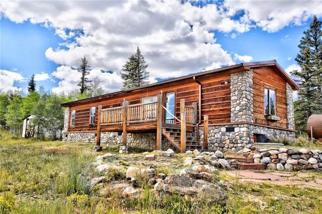1060 Pinto Trail, Como, CO 80432 (MLS #S1030896) :: eXp Realty LLC - Resort eXperts