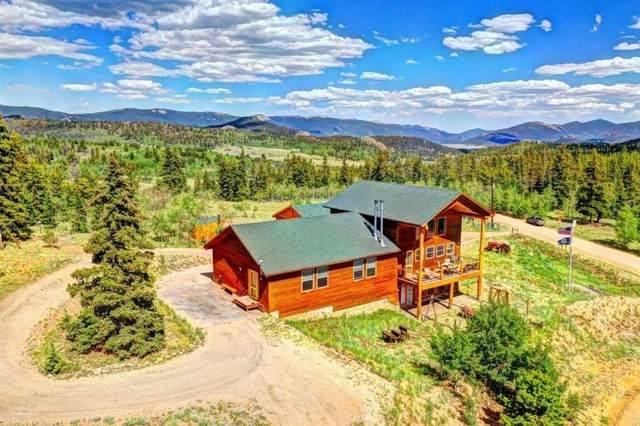 315 Persian Way, Como, CO 80432 (MLS #S1030915) :: Colorado Real Estate Summit County, LLC
