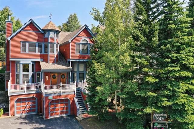 490 S Ridge Street #490, Breckenridge, CO 80424 (MLS #S1030962) :: Colorado Real Estate Summit County, LLC