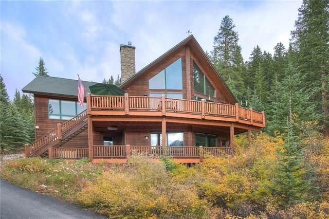 843 Range Road, Breckenridge, CO 80424 (MLS #S1030980) :: Colorado Real Estate Summit County, LLC
