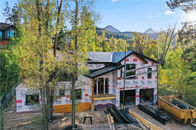 140 Game Trail Road, Silverthorne, CO 80498 (MLS #S1030994) :: eXp Realty LLC - Resort eXperts