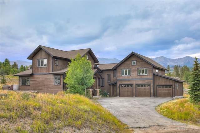 535 Delaware Drive, Breckenridge, CO 80424 (MLS #S1031011) :: Colorado Real Estate Summit County, LLC