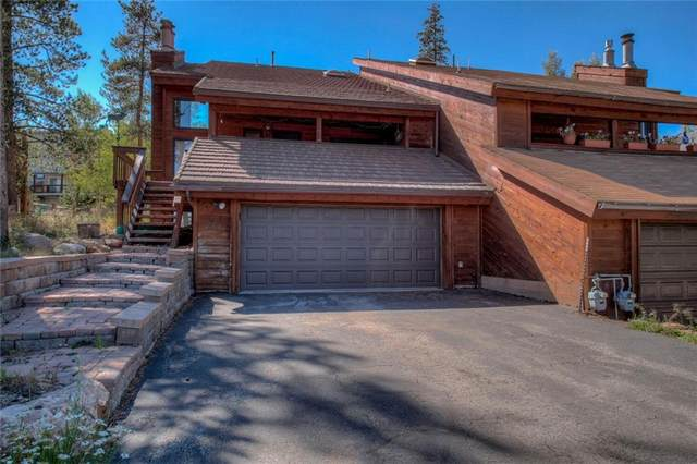 101 North Side Circle, Silverthorne, CO 80498 (MLS #S1031056) :: Colorado Real Estate Summit County, LLC