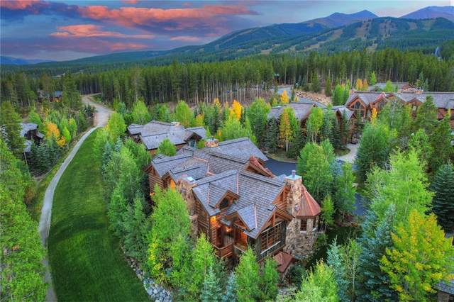 72 Snowy Ridge Road, Breckenridge, CO 80424 (MLS #S1031073) :: eXp Realty LLC - Resort eXperts