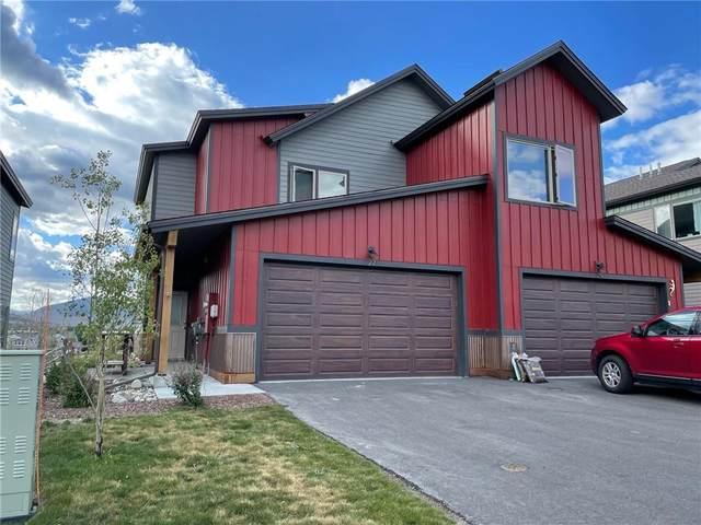 27 Haymaker Street 2A, Silverthorne, CO 80498 (MLS #S1031096) :: eXp Realty LLC - Resort eXperts