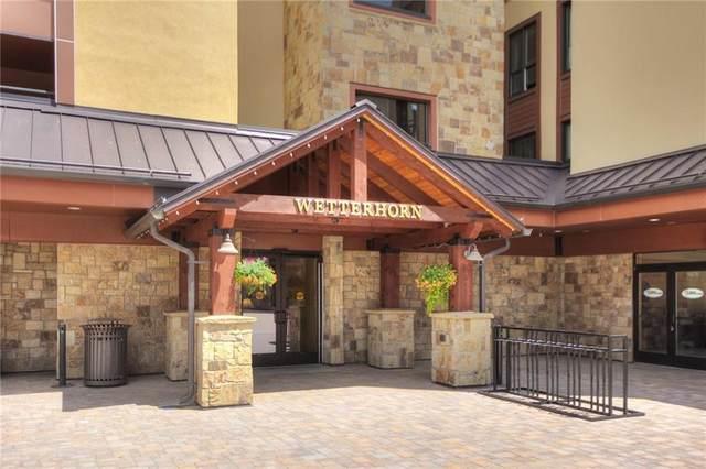 645 S Park Avenue #204, Breckenridge, CO 80424 (MLS #S1031100) :: eXp Realty LLC - Resort eXperts