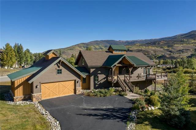 134 Talon Circle, Silverthorne, CO 80498 (MLS #S1031114) :: Colorado Real Estate Summit County, LLC