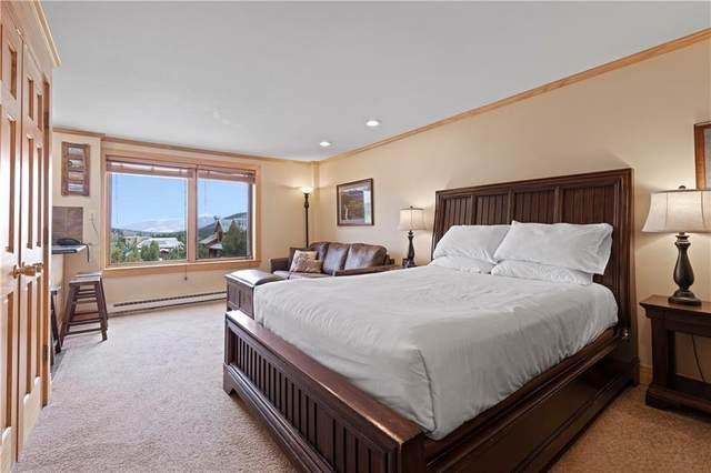 535 S Park Avenue #4320, Breckenridge, CO 80424 (MLS #S1031115) :: eXp Realty LLC - Resort eXperts