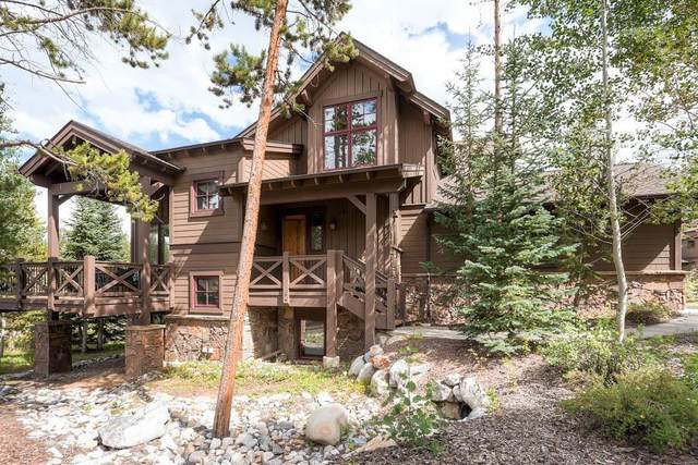 36 Cucumber Patch Placer Road #1, Breckenridge, CO 80424 (MLS #S1031122) :: eXp Realty LLC - Resort eXperts
