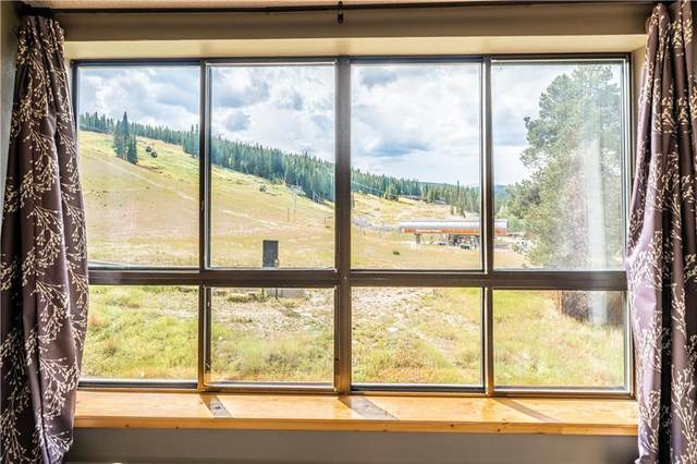 168 Ten Mile Circle #291, Copper Mountain, CO 80443 (MLS #S1031123) :: eXp Realty LLC - Resort eXperts