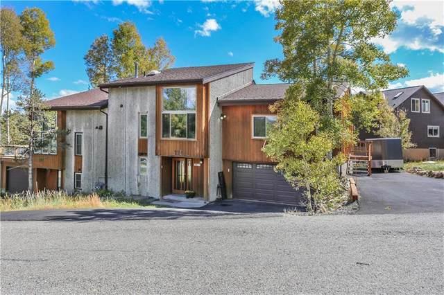 122 Sauterne Lane, Silverthorne, CO 80498 (MLS #S1031130) :: Colorado Real Estate Summit County, LLC