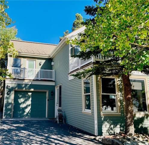 306 S Ridge Street B, Breckenridge, CO 80424 (MLS #S1031131) :: Clare Day with Keller Williams Advantage Realty LLC