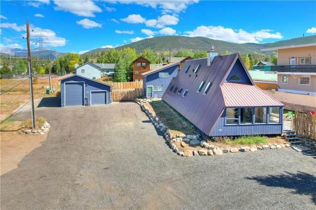 156 Summit Drive, Dillon, CO 80435 (MLS #S1031145) :: Colorado Real Estate Summit County, LLC