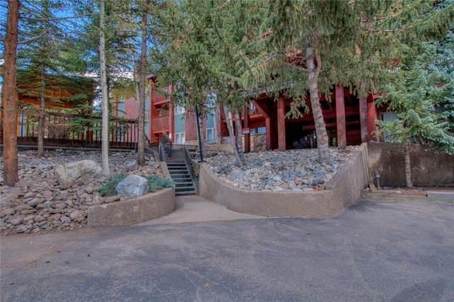 305 S Park Avenue A-1, Breckenridge, CO 80424 (MLS #S1031156) :: Colorado Real Estate Summit County, LLC