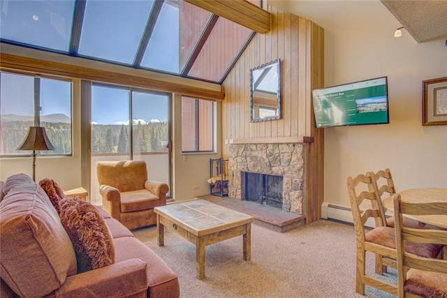 631 Village Road #36370, Breckenridge, CO 80424 (MLS #S1031159) :: eXp Realty LLC - Resort eXperts