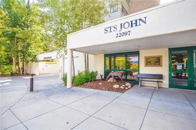 22097 Saints John Road #2518, Dillon, CO 80435 (MLS #S1031167) :: eXp Realty LLC - Resort eXperts