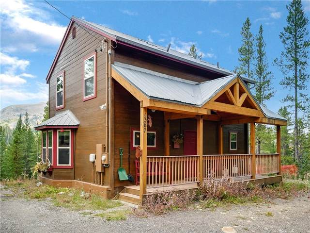 0367 Cr 628, Breckenridge, CO 80424 (MLS #S1031169) :: Colorado Real Estate Summit County, LLC