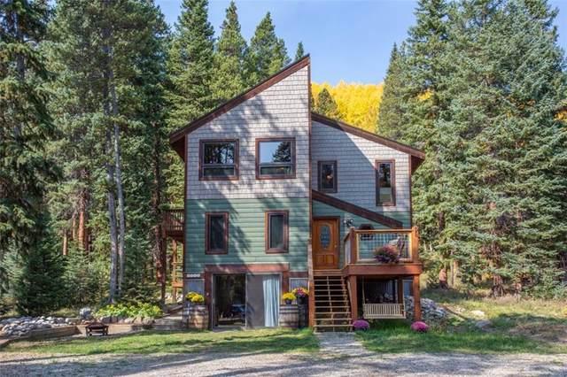 5739 Highway 9, Breckenridge, CO 80424 (MLS #S1031180) :: Colorado Real Estate Summit County, LLC