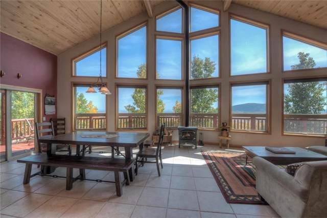 3207 High Creek Road, Fairplay, CO 80440 (MLS #S1031189) :: eXp Realty LLC - Resort eXperts