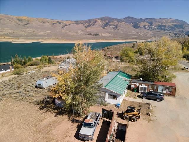 6885 & 6911 County Rd 30, Heeney, CO 80498 (MLS #S1031207) :: Colorado Real Estate Summit County, LLC