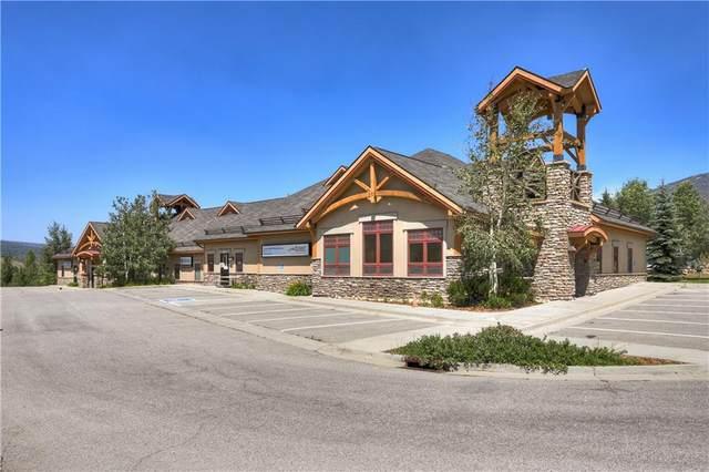 265 Tanglewood Lane -, Silverthorne, CO 80498 (MLS #S1031219) :: Colorado Real Estate Summit County, LLC