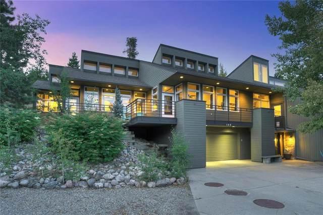155 Aspen Drive, Frisco, CO 80443 (MLS #S1031224) :: Colorado Real Estate Summit County, LLC