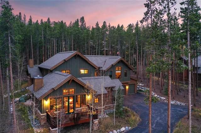 294 Fairways Drive, Breckenridge, CO 80424 (MLS #S1031232) :: Colorado Real Estate Summit County, LLC