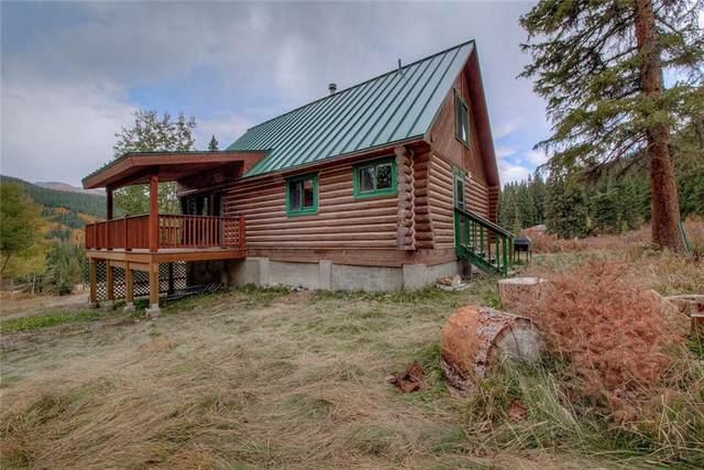 132 Doris Drive, Breckenridge, CO 80424 (MLS #S1031235) :: Colorado Real Estate Summit County, LLC
