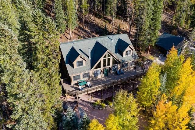 36 Wagon Road, Breckenridge, CO 80424 (MLS #S1031251) :: Colorado Real Estate Summit County, LLC