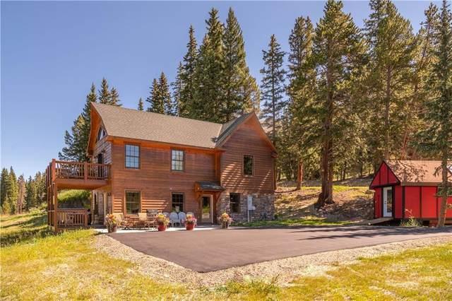 71 Quandary Road, Blue River, CO 80424 (MLS #S1031264) :: Colorado Real Estate Summit County, LLC