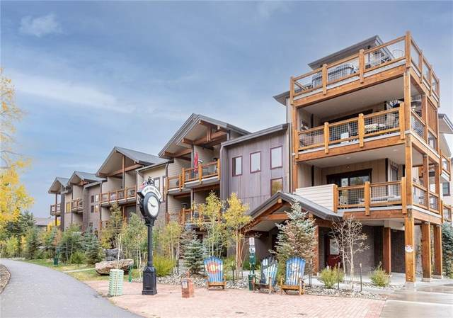 421 Rainbow Drive #17, Silverthorne, CO 80498 (MLS #S1031285) :: Colorado Real Estate Summit County, LLC