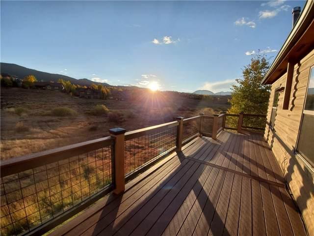 251 Sunlight Drive, Dillon, CO 80435 (MLS #S1031288) :: Colorado Real Estate Summit County, LLC